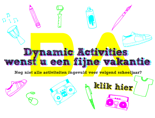 Flyer Dynamic Activities